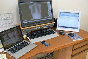 電子カルテ/デジタル画像処理装置